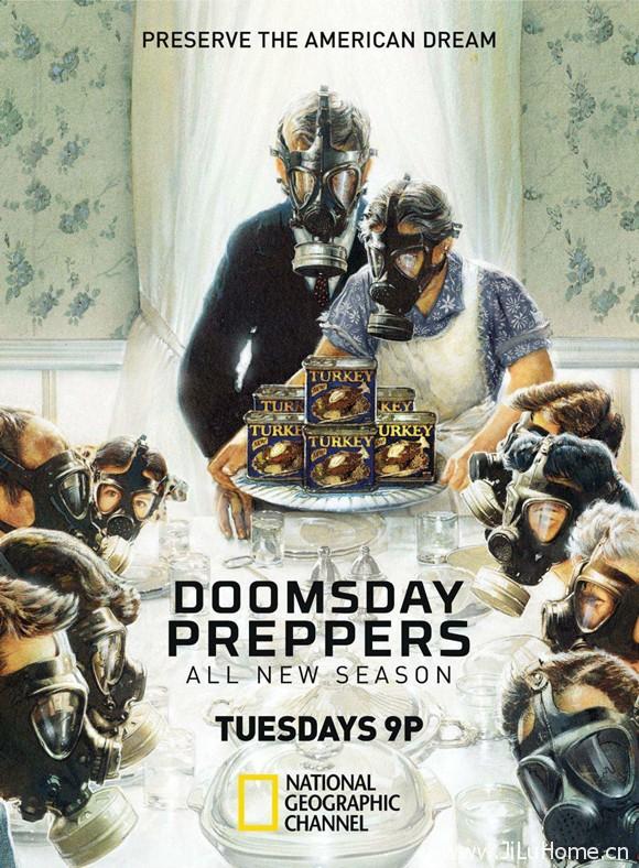 末日求生秘技/末日生存者 Doomsday Preppers》