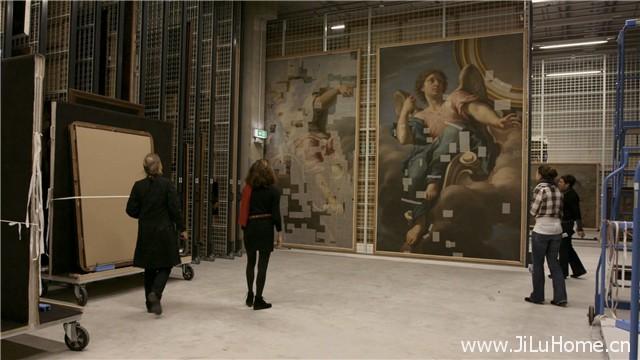 《殿堂内望/维也纳艺术史博物馆 Das große Museum (2014)》