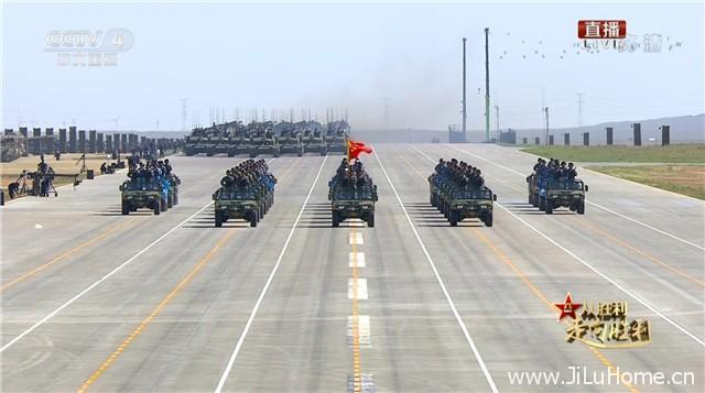 《从胜利走向胜利--庆祝建军90周年阅兵式》
