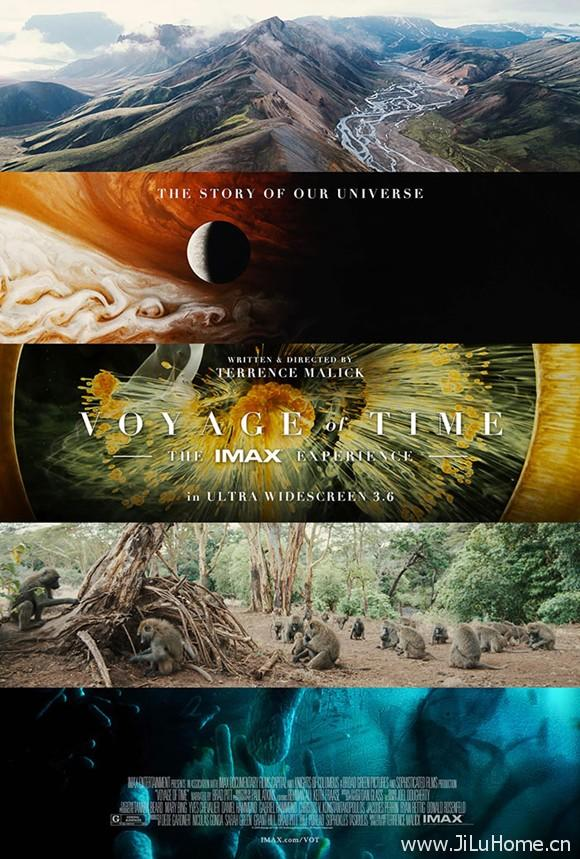 《时间之旅 Voyage of Time (2016)》