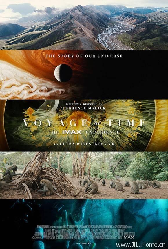 《时间之旅 Voyage of Time (2016)》
