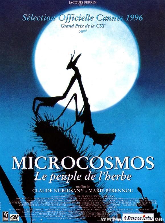 《微观世界 Microcosmos (1996)》