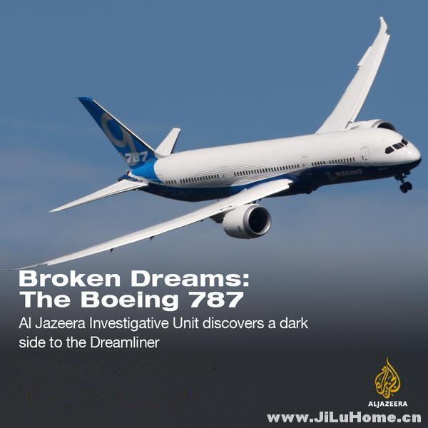 《破碎的梦想:波音787 Broken Dreams: The Boeing 787 (2014)》