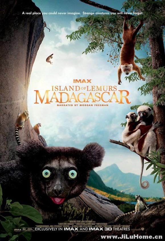《马达加斯加:狐猴之岛 Island of Lemurs: Madagascar (2014)》