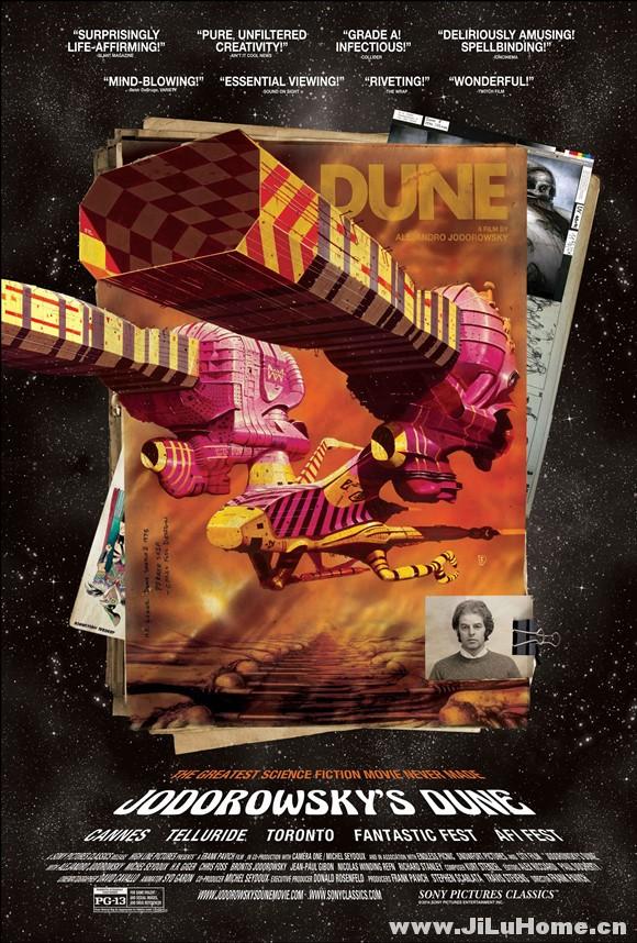 《佐杜洛夫斯基的沙丘 Jodorowsky's Dune (2013)》