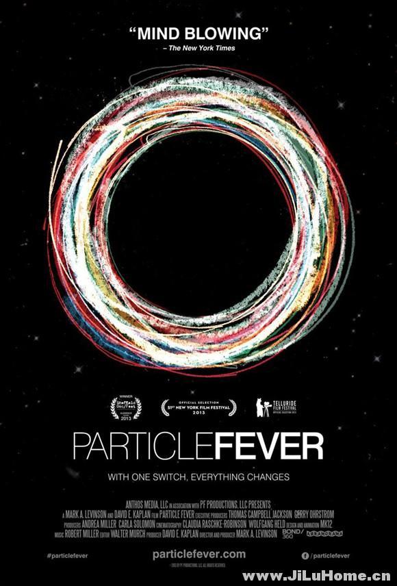 《粒子狂热 Particle Fever (2013)》