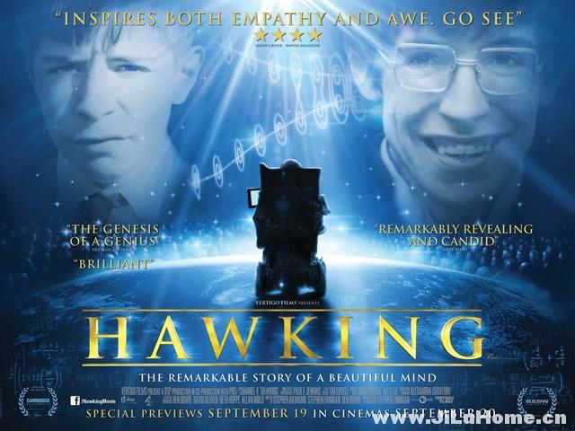 《霍金传 Hawking (2013)》