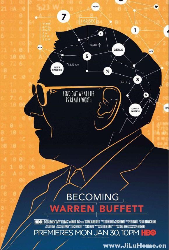 《成为沃伦·巴菲特 Becoming Warren Buffett (2017)》