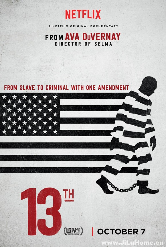 《第十三修正案 13th (2016)》