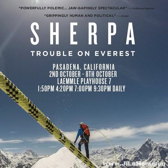 《高山上的夏尔巴人 Sherpa (2015)》