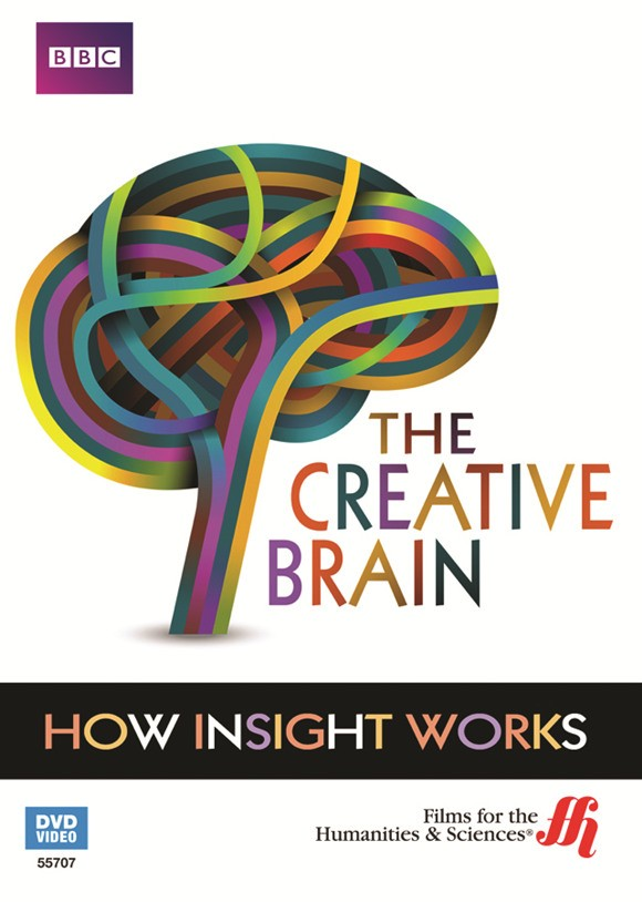 《创造力:洞见缘何而来 The Creative Brain: How Insight Works (2013)》
