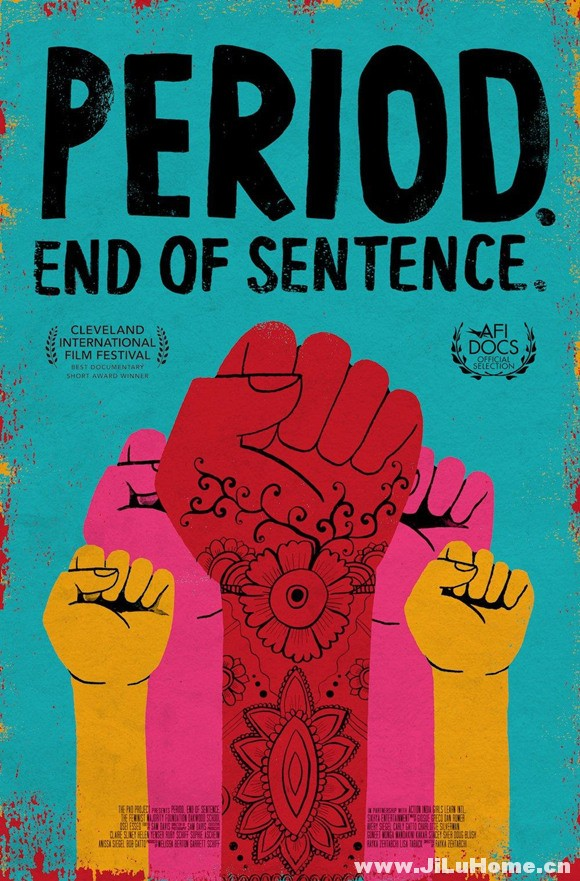 《月事革命 Period End of Sentence (2018)》