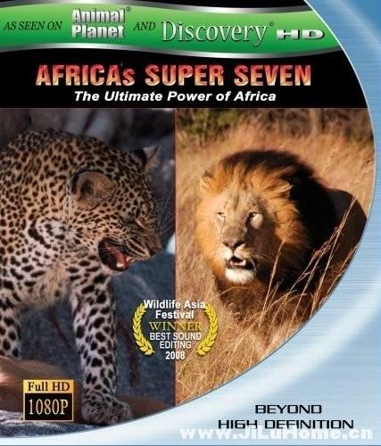 《非洲超级七兽 Africa's Super Seven (2006)》