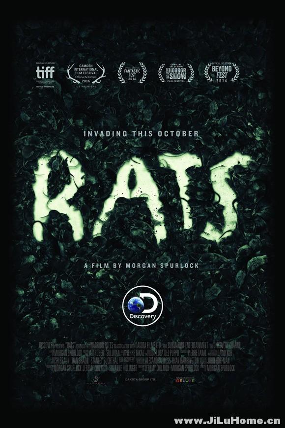 《纽约鼠患 Rats (2016)》
