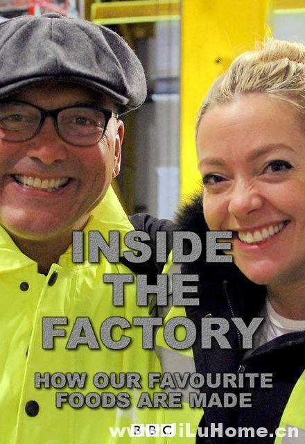 《造物工厂 Inside the Factory (2015)》第一季