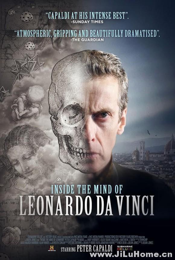 《达·芬奇的人生密码 Inside the Mind of Leonardo (2013)》