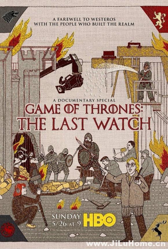 《权力的游戏:最后的守夜人 Game of Thrones: The Last Watch (2019)》