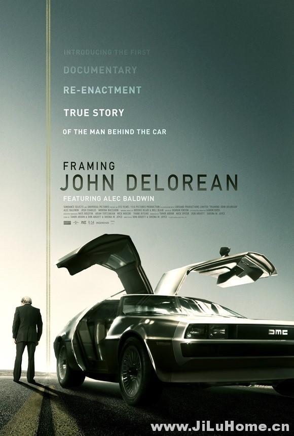 《创造约翰·德罗宁 Framing John Delorean (2019)》