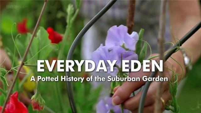 《尘世伊甸园:郊区花园简史 Everyday Eden: A Potted History of the Suburban 2014》