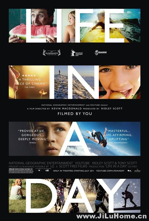 《浮生一日 Life in a Day (2011)》