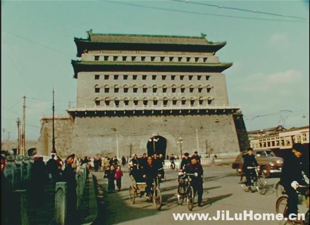 《北京的星期天 Dimanche à Pekin 1956》