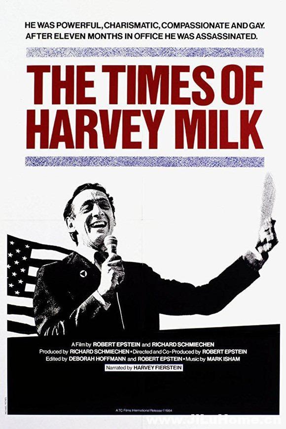 《哈维·米尔克的时代 The Times of Harvey Milk》