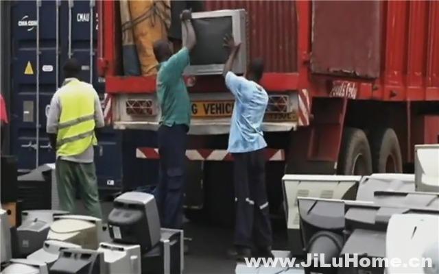 电子废弃物的悲剧 The E-Waste Tragedy