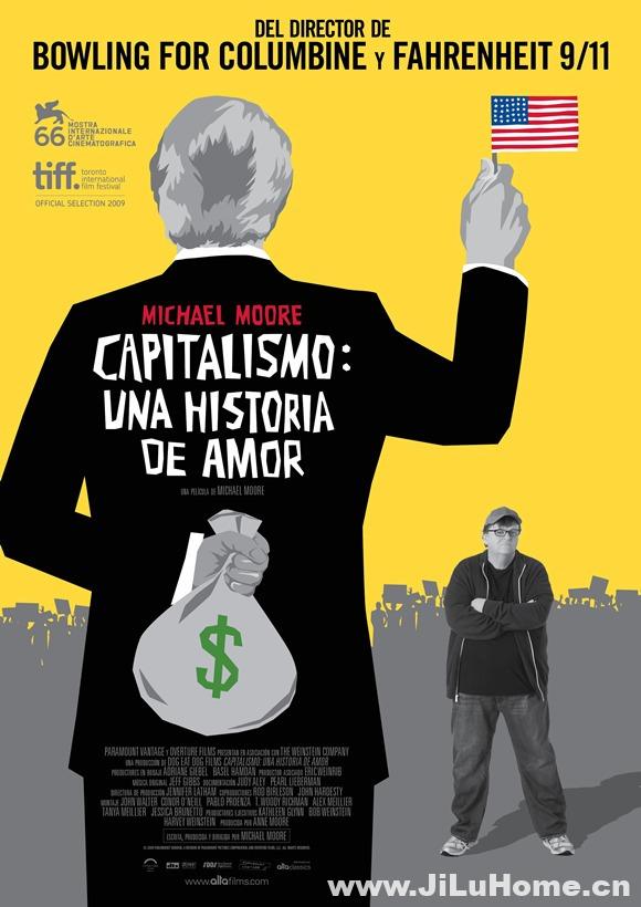 《资本主义:一个爱情故事 Capitalism: A Love Story (2009)》