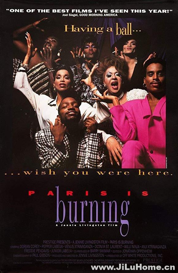 《巴黎在燃烧 Paris Is Burning (1990)》