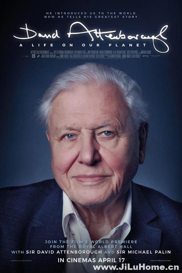 《大卫·爱登堡:我和我们的星球 David Attenborough: A Life on Our Planet (2020)》