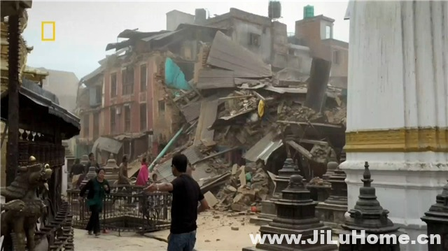 《珠穆朗玛峰大地震 Earthquake on Everest》
